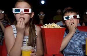 Watching Movies, Good or Bad For Children?