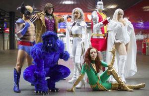 London Super Comic Convention 2016