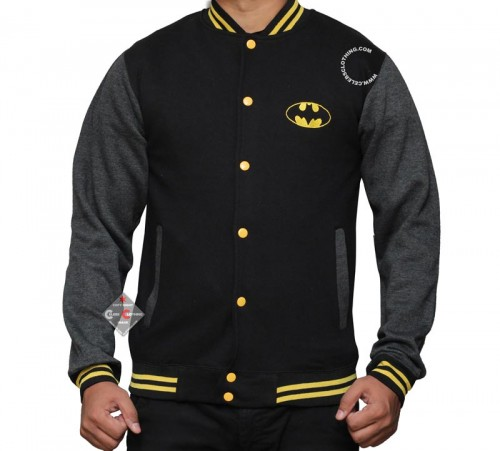 Superhero Inspired Varsity Jackets