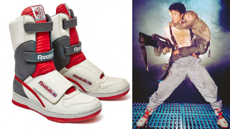Reebok  Ripley s ALIEN Day Sneakers Available For Sale Now  5bd42667cb