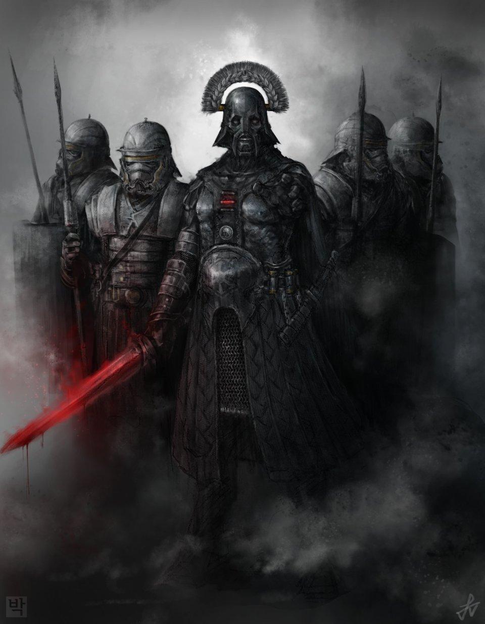 Reimagined Darth Vader