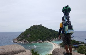 Guy Just Walked 500km in Thailand For Google Street View