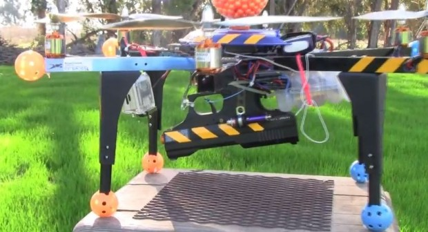 Paintball Drone