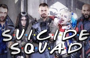 FRIENDS Theme SongRecut WithSUICIDE SQUAD Footage