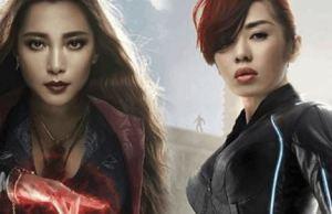 Chinese avengers