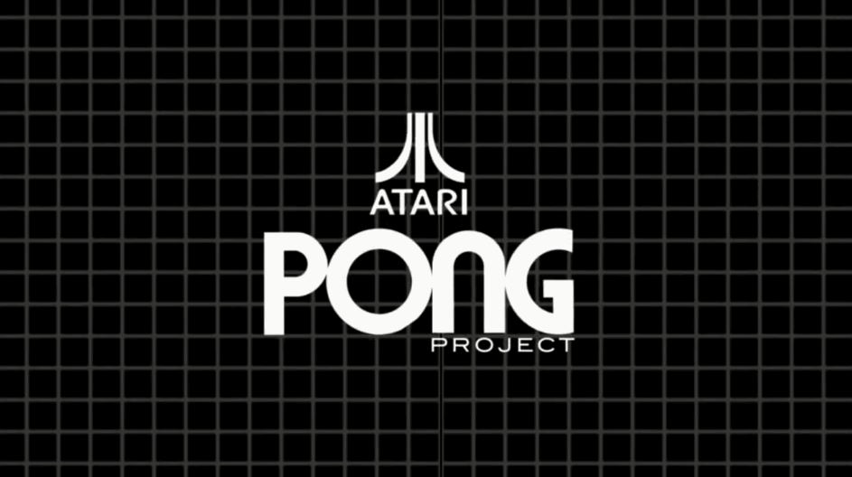 Life Size Tabletop Version of 'Pong'