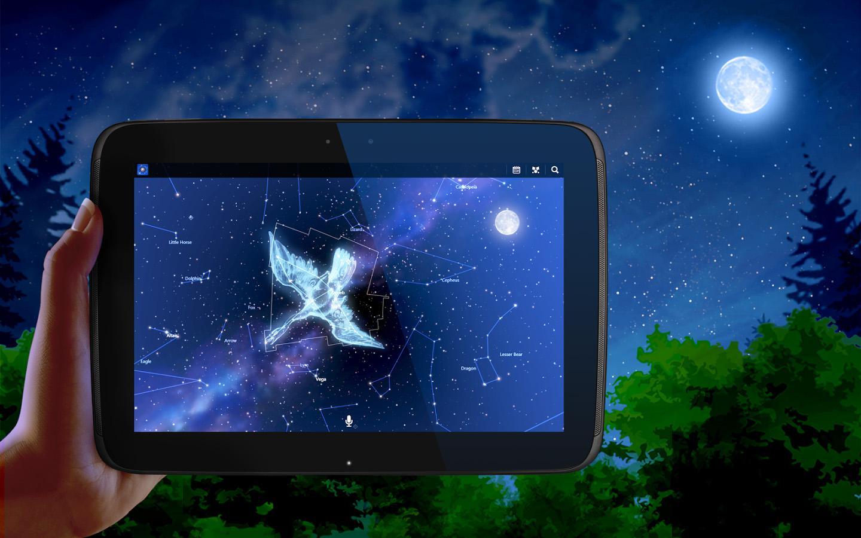 2_Stellarium Mobile Sky Map application