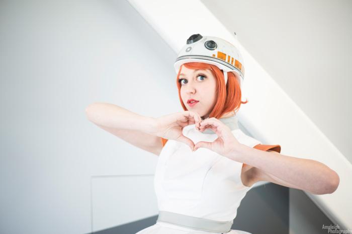 BB-8 Cosplay