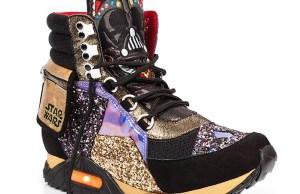 Darth Vader-Themed Shoes