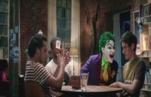 Joker in Arabian Snickers Commercial