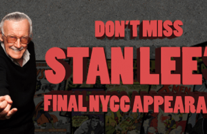 New York Comic Con Stan Lee