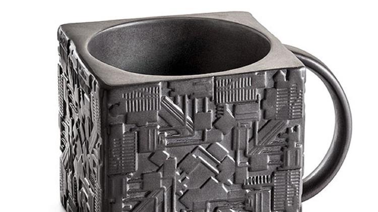 Borg Cube Coffee Mug