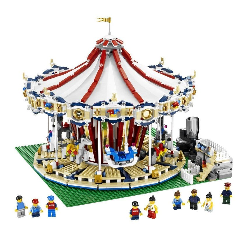 Lego Creator Grand Carousel