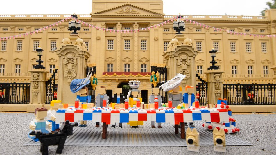 Legoland Threw Queen a Birthday Party Made Entirely From Lego