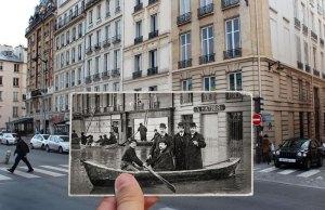The 1910 Great Flood of Paris Vs 2016 Floods