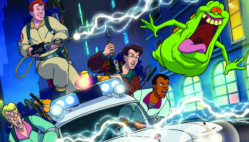 Ghostbusters: Ecto Force