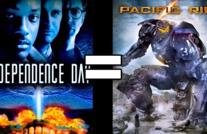 INDEPENDENCE DAY and PACIFIC RIM Are the Same Movie