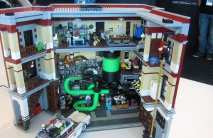 Ghost Busters Lego Case Mod