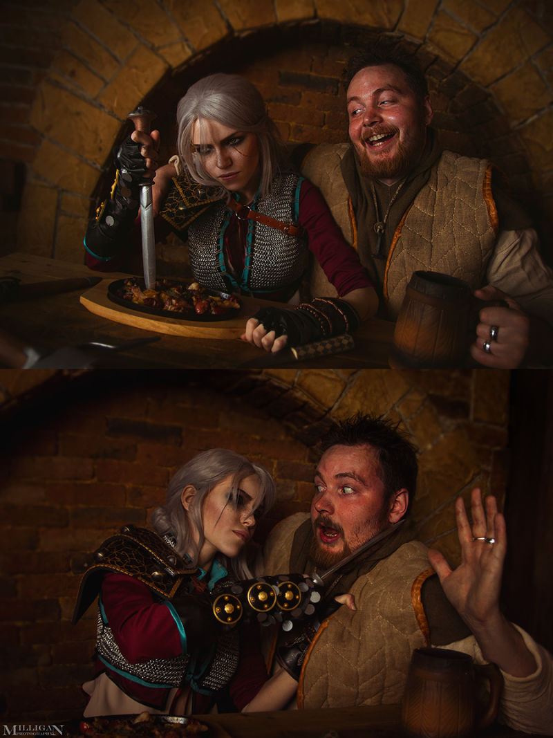 Witcher 3 Cosplay