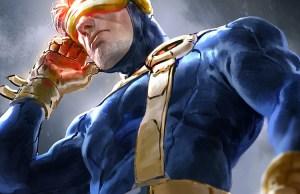 X-MEN Character Art