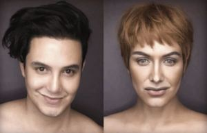 Makeup Artist Transformed Himself Into Game of Thrones Characters