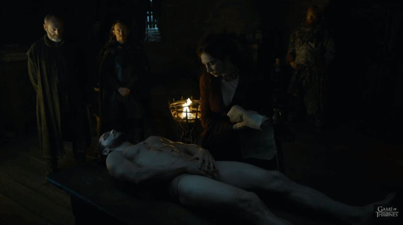 Game of Thrones Season 6 Blooper Reel