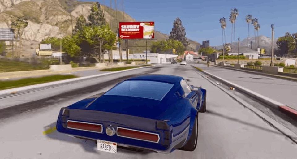 Ultra Realistic GTA 5 Mod In 4K