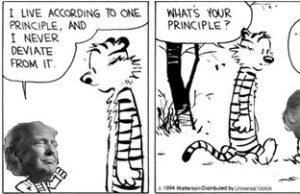 Donald Trump Added to 'Calvin & Hobbes' Cartoons