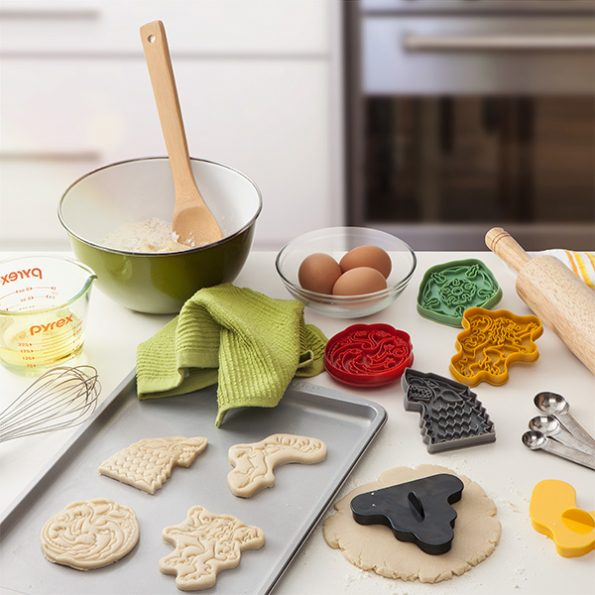 Game Of Thrones Cookie Cutters