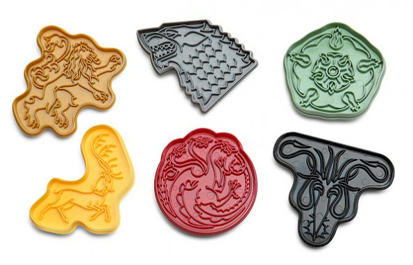 Game Of Thrones Cookie Cutters (3)