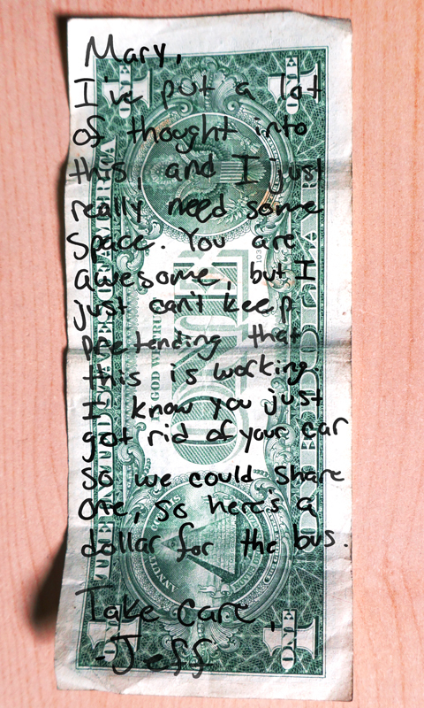 Break-Up Messages