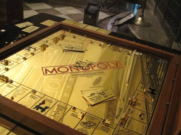 Sidney Mobell Monopoly Set