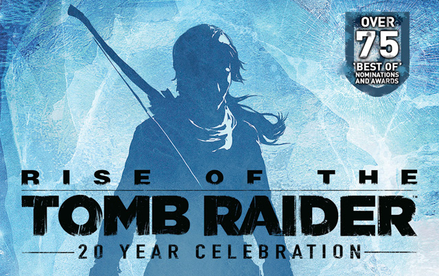 Rise of the Tomb Raider PlayStation 4 Edition