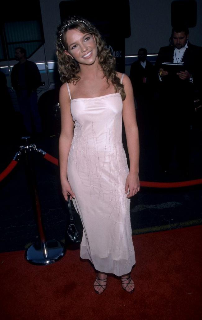 Britney Spears, 1999.