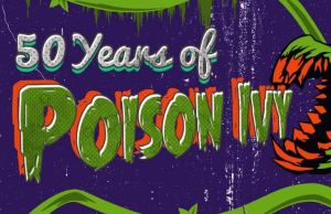 50 Years of Poison Ivy