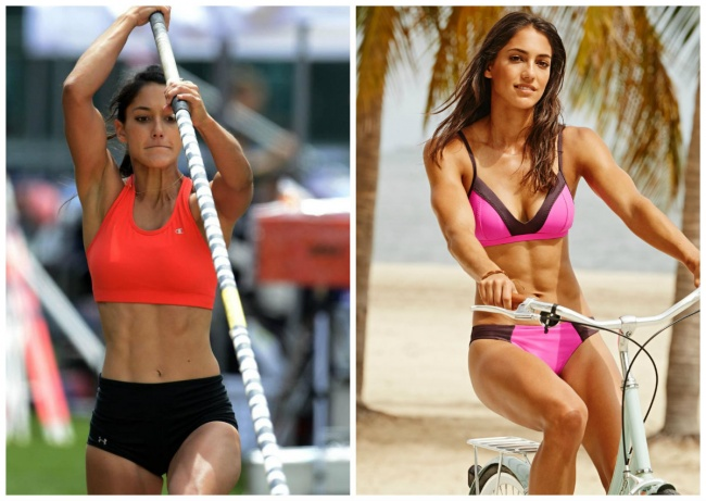 Most Beautiful Female Athletes of the Rio Olympics