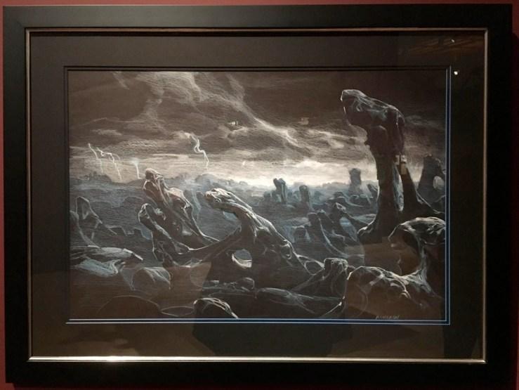 Guillermo Del Toro Shares His Bleak House Art Exhibit (8)