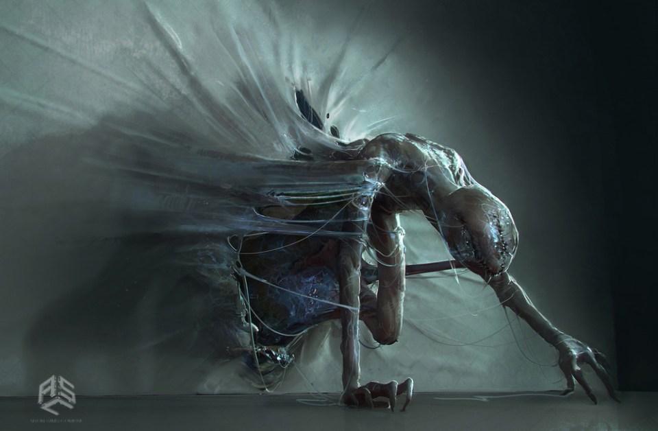 STRANGER THINGS Concept Art