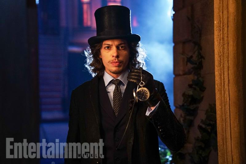 Gotham's Mad Hatter