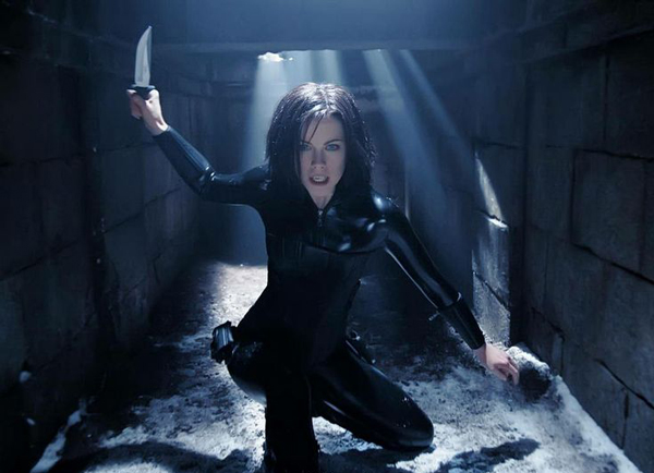 Selene in the Underworld films