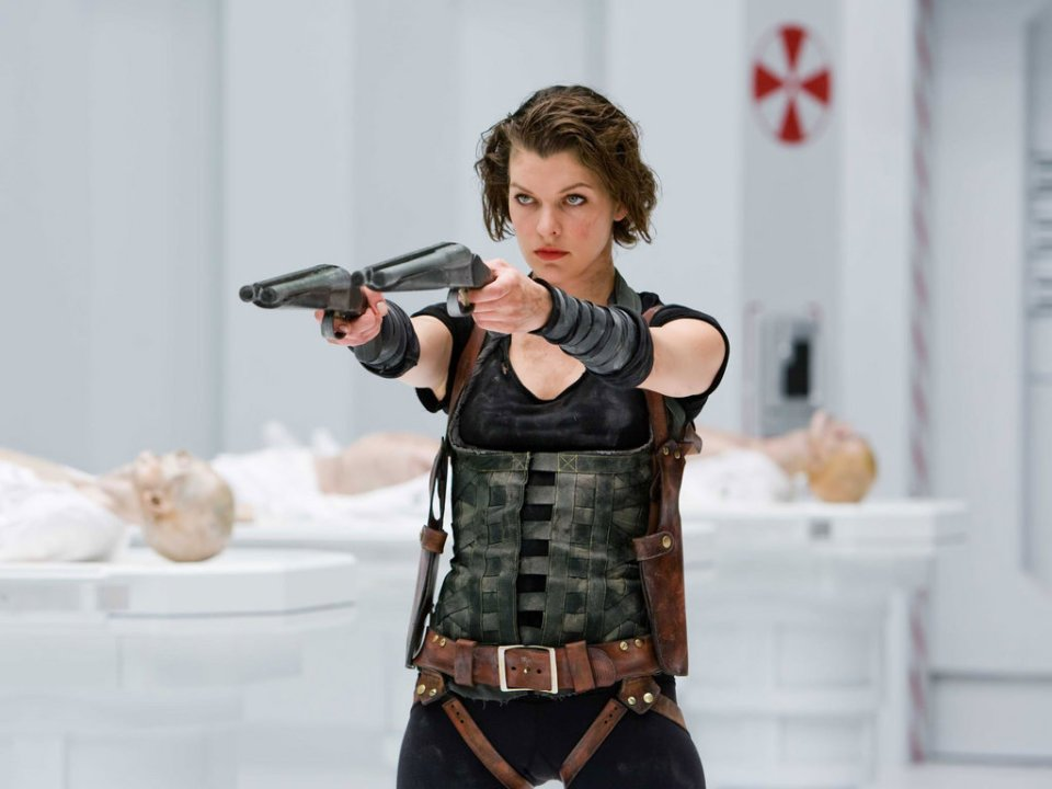 Alice in the Resident Evil films