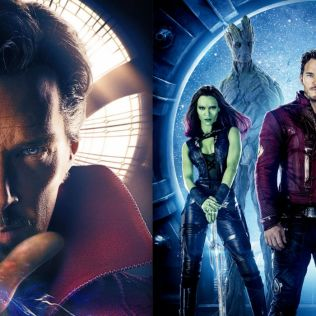 Doctor Strange Guardians of the Galaxy