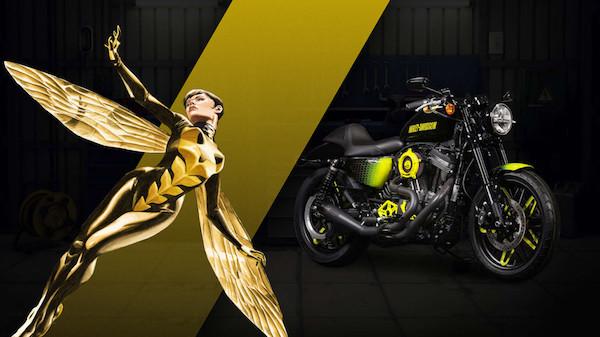 Superhero Themed Motorcycles