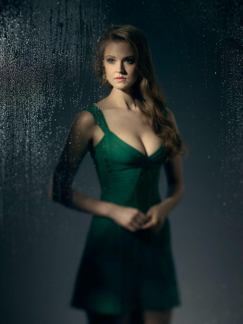 Gotham's New Poison Ivy