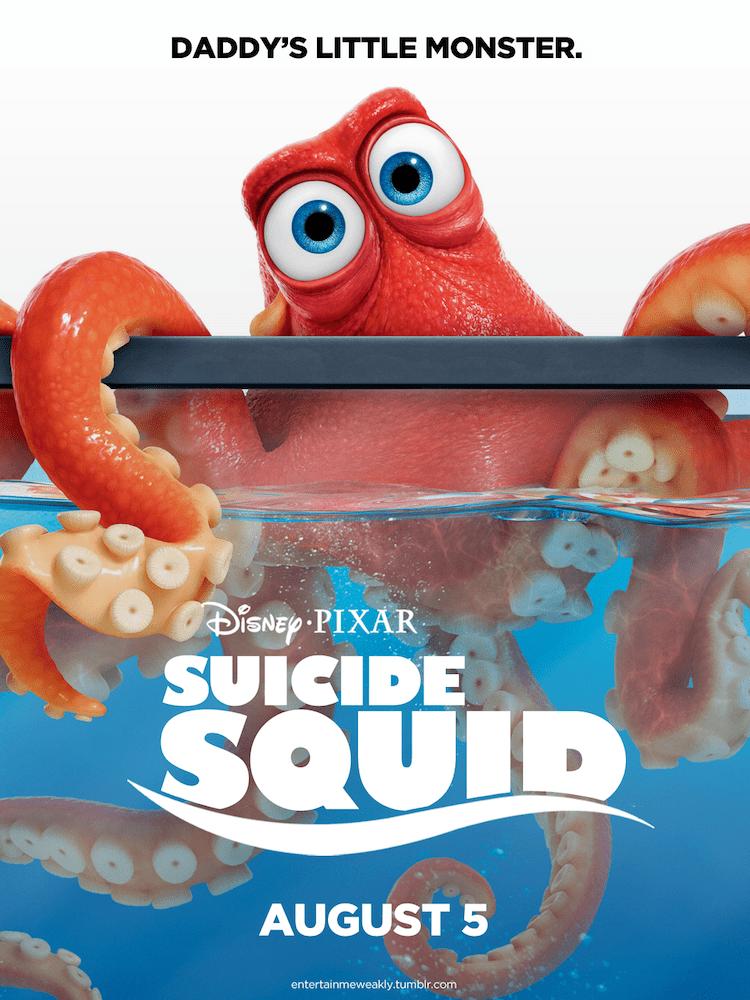 Suicide Squid