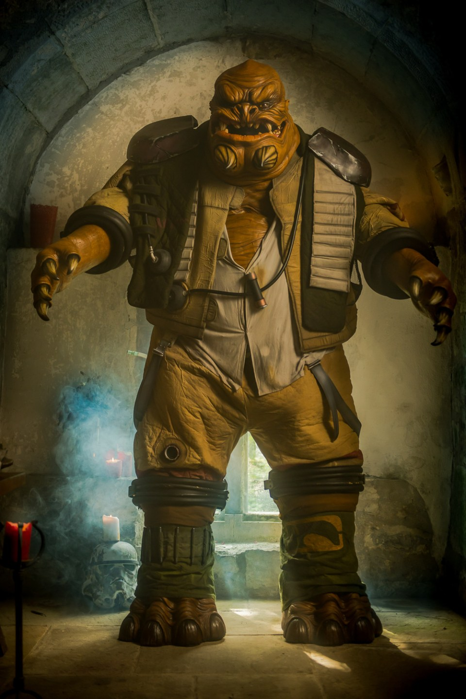 Grummgar from STAR WARS: THE FORCE AWAKENS