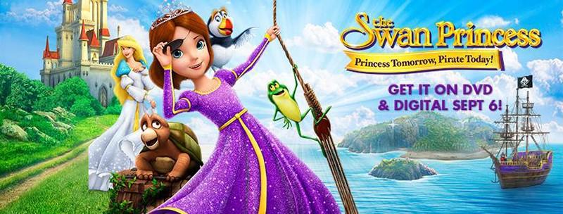 The Swan Princess: Princess Tomorrow, Pirate