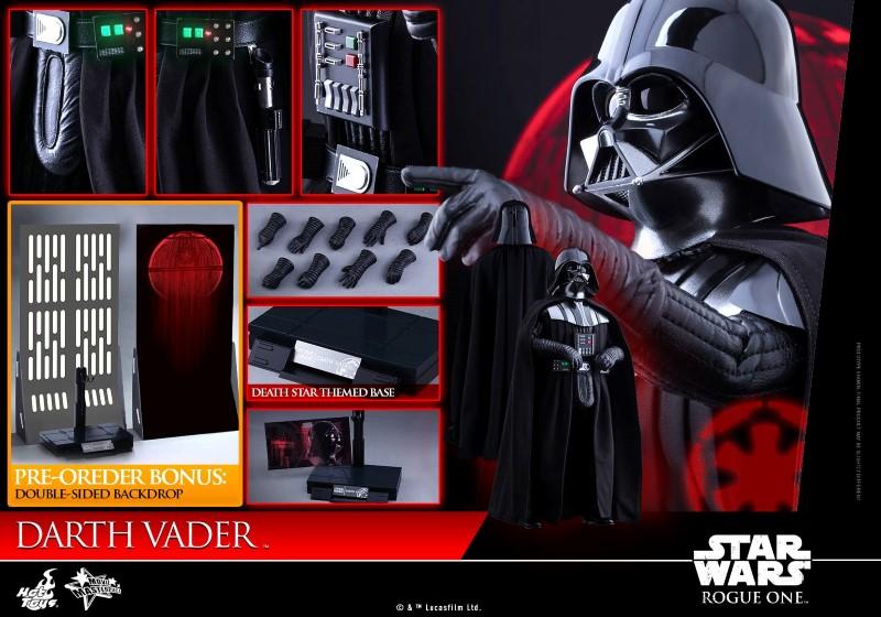 Hot Toys Rogue One Darth Vader
