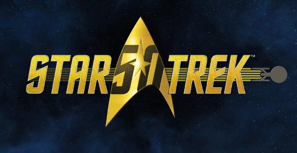 Star Trek 50th Anniversary