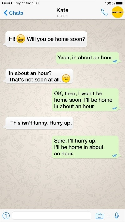 Impeccable Sense of Humor